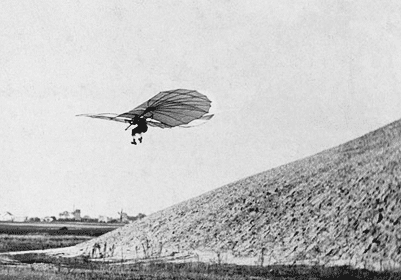 Otto Lilienthal, ca 1895.